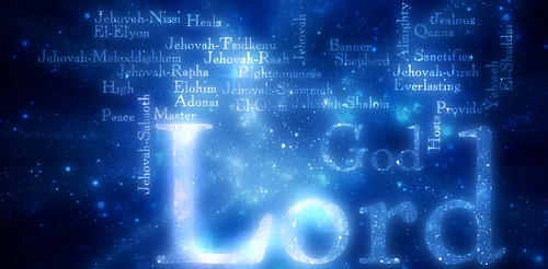Names of God Artwork