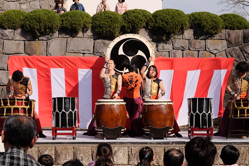 "Japanese drum team ""SAI"" 04"