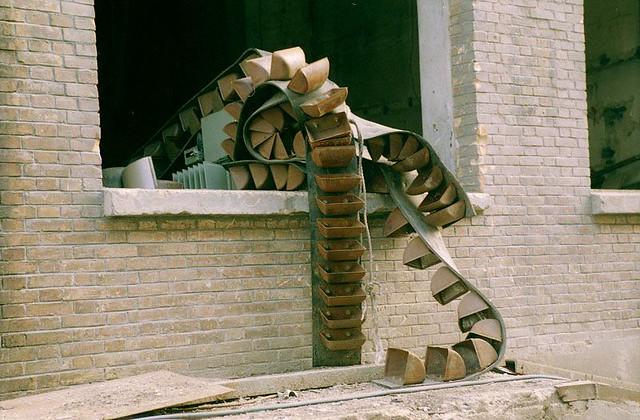 Minoterie appelée Grands Moulins de Pantin - Réf. 20069300142ZE