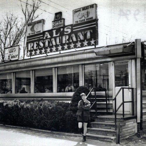 Retro Roadmap Archives - #TBT - Massachusetts Diner Al's Chicopee