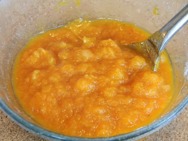Smoky Carrot Garlic Soup