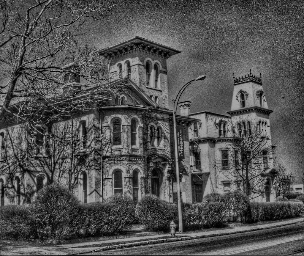 Rochester Ny Corn Hill Historic Distirct Emmet