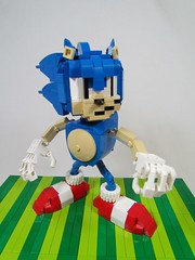 Lego Sonic the Hedgehog