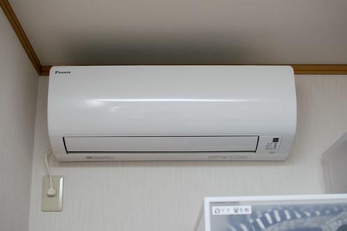 2014/04/23 エアコン3台交換