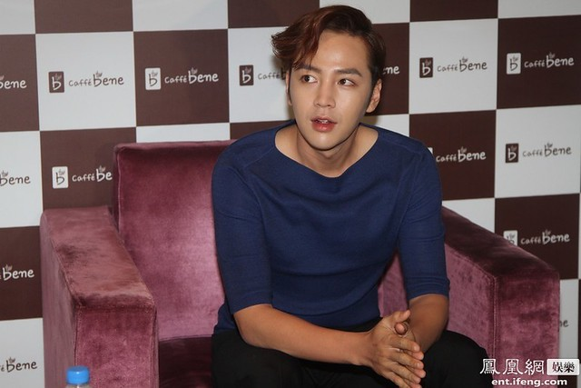 [Pics-1] JKS at Caffe Bene fan meeting_20140426 14039726953_811379d266_z