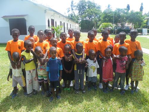 Welcome Malindi Baptist Centre Children