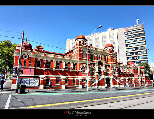Melboure City Baths