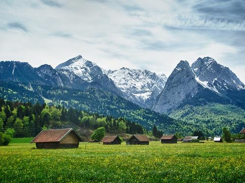Zugspitze Summit