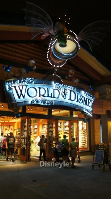 WDWのワールド・オブ・ディズニー