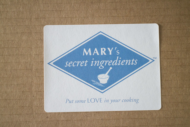 MARY's secret ingredients _9