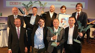 Salzburger Wirtschaftspreis 2014 (c)Wirtschaftskammer Salzburg