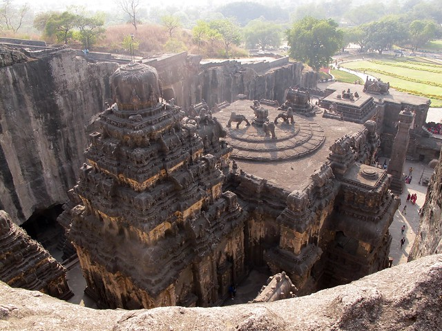 Backpacking india ellora and ajanta caves canadian veggie for Ajanta cuisine of india