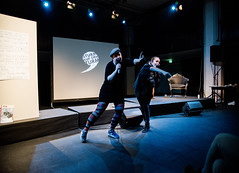 Mieze Medusa - Yasmin Hafedh - Sturm auf den Turm Slam - Poetry Slam Wien