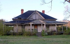 Abandoned House, Townsville NC