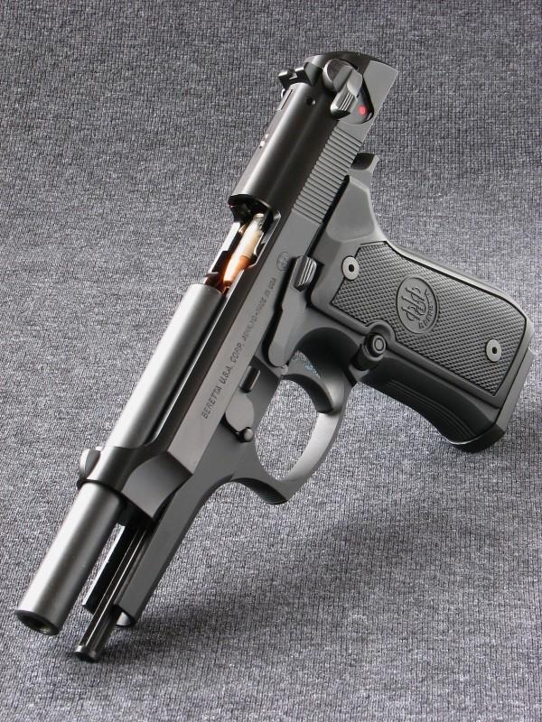 Custom Handgun Reference Images