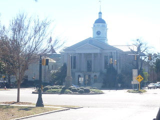 Aiken County Courthouse,January 18,2015