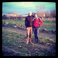 Mathias & Karine vous attendent à la Tournichette