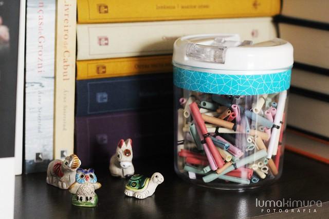 52 Objetos - #8: TBR Jar