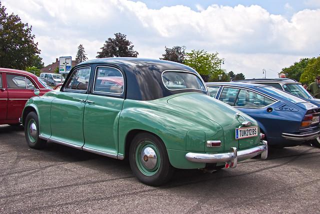 Rover P4 75 Series 1 1951 (5322)