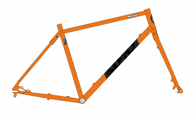 Roadrat Matte Orange