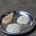Small photo of Rawa idli homemade