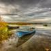 Dark side of lake by Nejdet Duzen