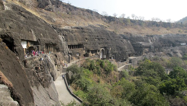 India - Ajanta caves