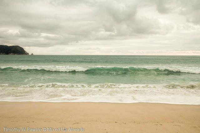 Indonesia - Sumba - Tarimbang - Big wave