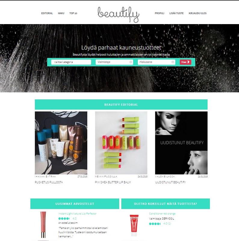 Beautify_screenshot