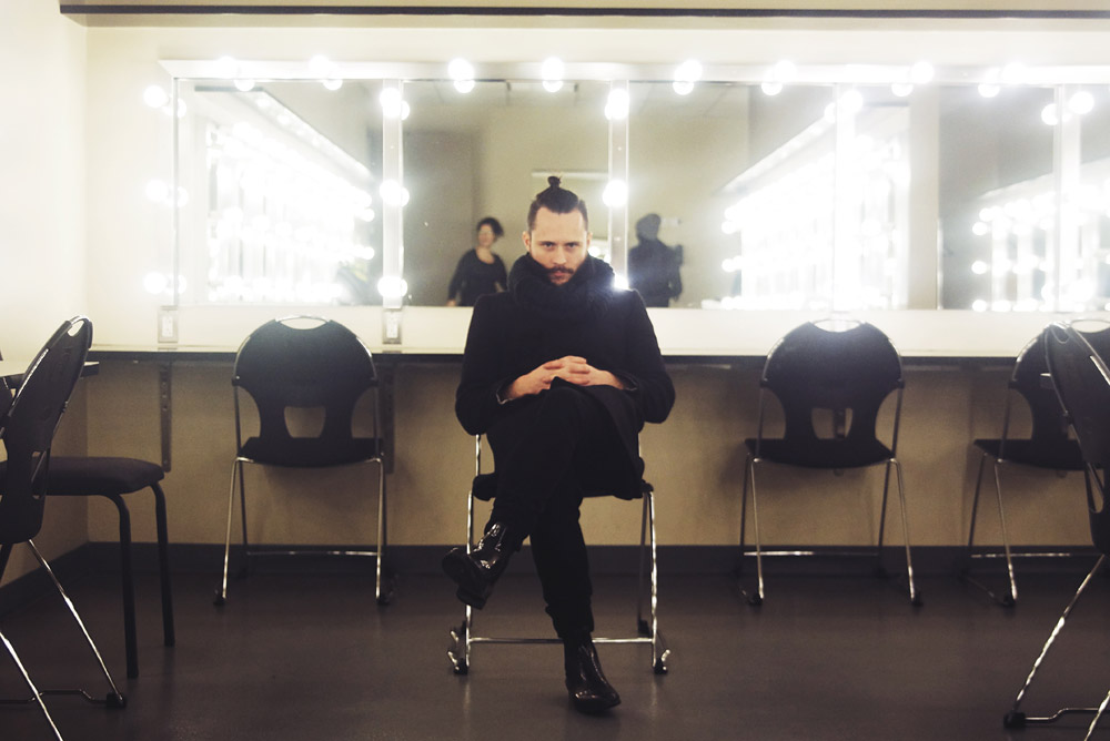 BTS: San Fermin - NYC Lincoln Centre