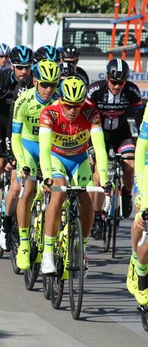 AionSur 16579823325_27b16d62a2_d Unos minutos de Vuelta a Andalucía por Arahal Ciclismo Deportes