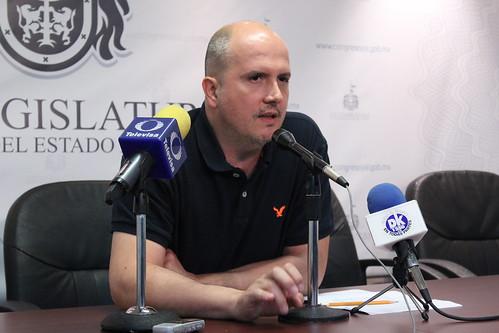 11 Mayo 2016 Rueda de Prensa Augusto Valencia