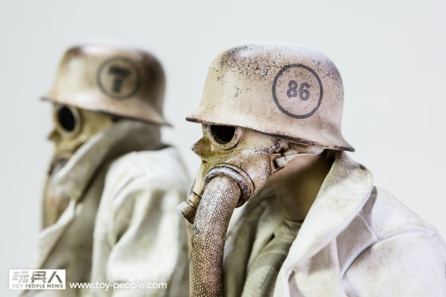 JP TOYS × threeA【泰國玩具展】2016 Thailand Toy Expo 限定品開箱報告 Part:2