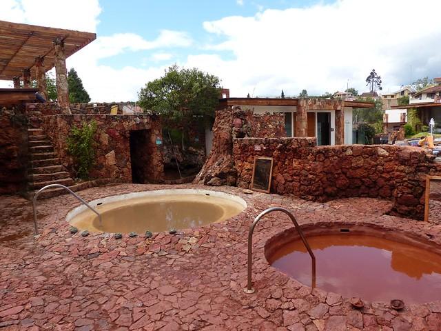 Thermes de Banos de Cuenca