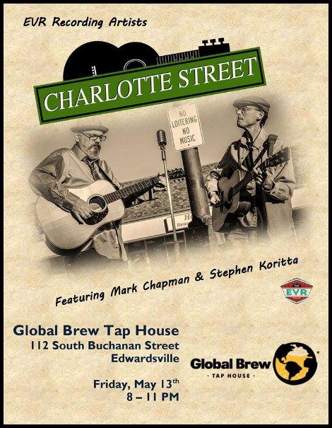 Charlotte Street 5-13-16