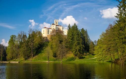 castles architecture lakes croatia hrvatska trakošćan hrvatskozagorje tamron287528 zagorje nikond600 castletrakošćan laketrakošćan castleschurches