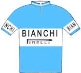 Bianchi - Giro d'Italia 1957