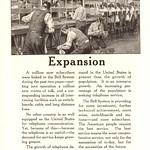 Thu, 2016-04-21 11:04 - 1923 American Telephone and Telegraph Company Advertisement National Geographic January 1923