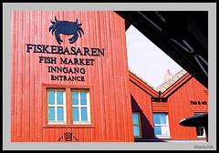 Fish market Kristiansand