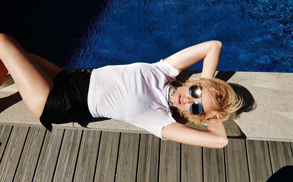 Шарлиз Терон — Фотосессия для «Elle» FR 2016 – 4