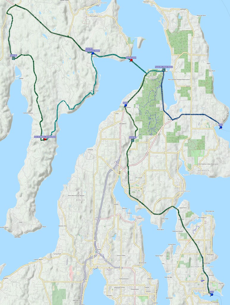 Part 2: Kitsap, Olympic, and Dabob