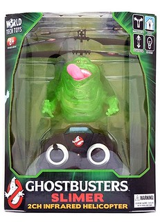 World Tech Toys【魔鬼剋星直升機】Ghostbusters RC Helicopter