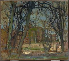 Spring Sun (Lentezon) Castle Ruin Brederode