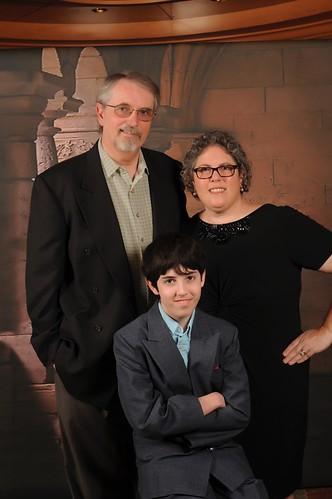 The Colburn Family