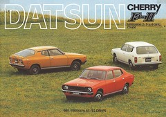 1976 Datsun Cherry