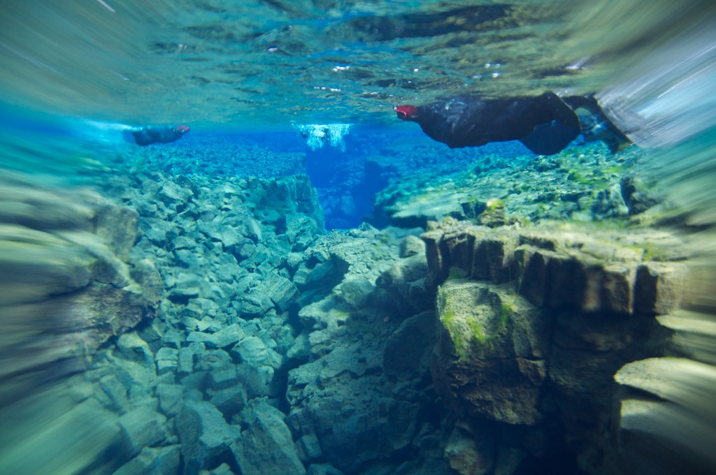Silfra Snorkeling, Iceland