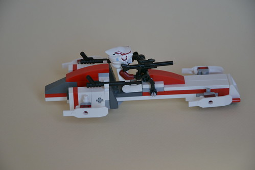 Red BARC SPeeder