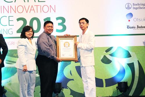 Indonesia Health Care Marketing & Innovation Conference 2013 – RS Hermina (Jabodetabek).