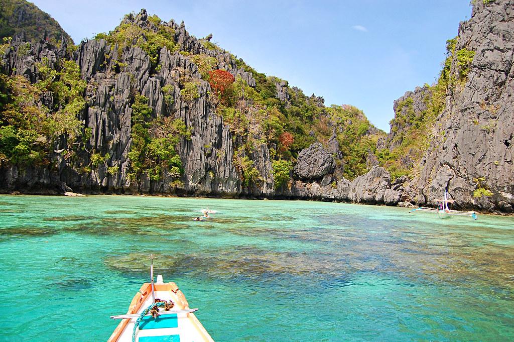 Small Lagoon, El Nido, Palawan, Philippines