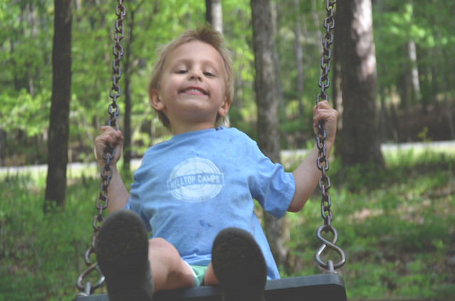 ben swinging